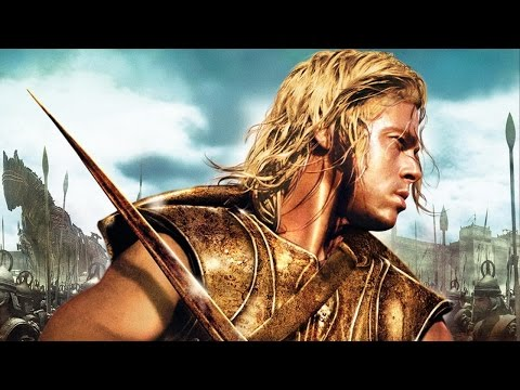 Троя - Ахилес против Боагриуса.Брэд Питт.HD 1080 - Видео онлайн