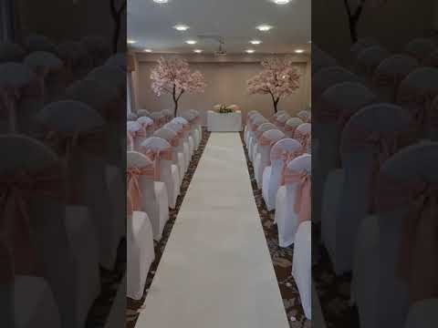 Wedding Civil Ceremony At The Charlecote Pheasant Hotel