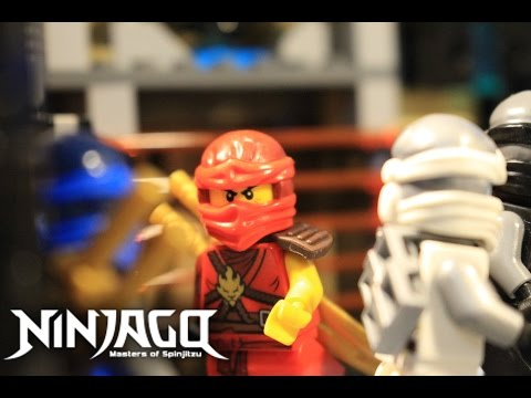LEGO Ninjago - War of the Titans - EPISODE 12: Troubled!