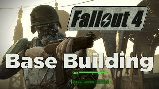 Base Building Beginners Guide - Fallout 4