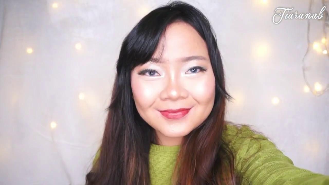 Review Giveaway Mustika Ratu Lipmatte Cream Tiaranab Youtube