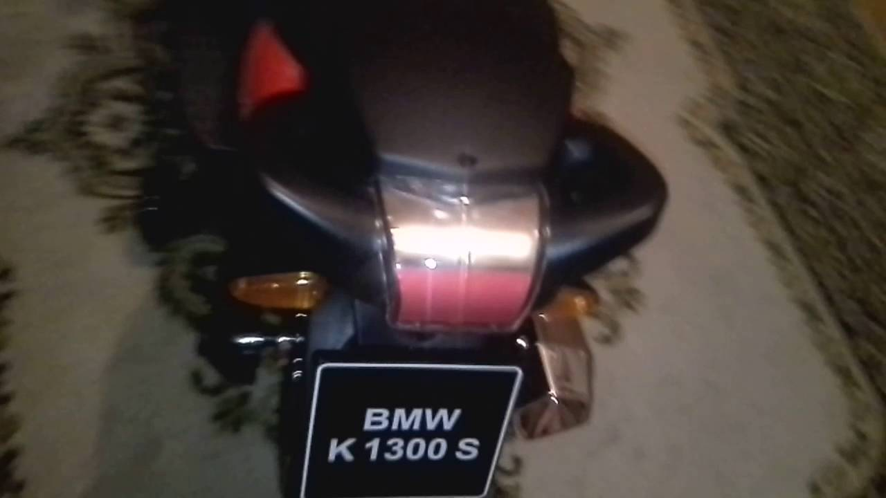 kids bmw k1300s battery operated motorcycle - youtube