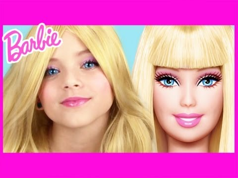 Barbie Makeup Tutorial: KittiesMama & NaturesKnockout Collab