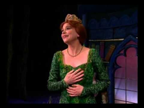 Shrek The Musical Behind the Scenes