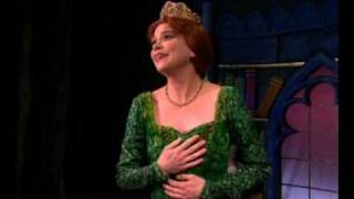 Shrek The Musical Behind the Scenes
