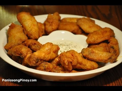 Buttered fried chicken recipe pinoy style