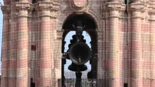 Fiestas de Mayo, Campanario de Catedral Basílica de Nuestra Señora de San Juan de los Lagos