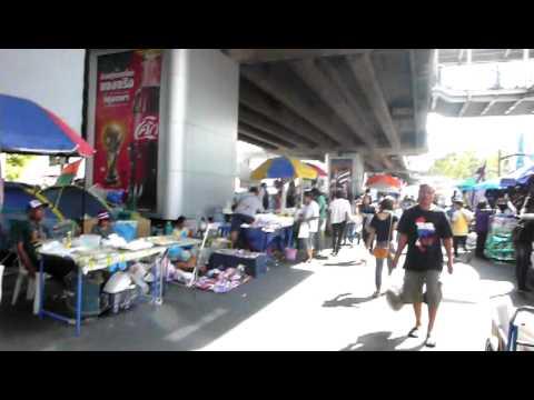 Bangkok - Protest Zone