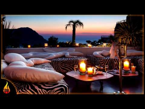 1 Hour Romantic Jazz | Seaside Resort | Beautiful Soft Lounge Music