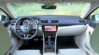 New 2018 Škoda Superb Combi Laurin&Klement | Interior
