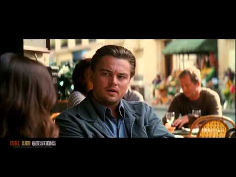 Inception - Dream World Cafe Scene (2/5) (HD)