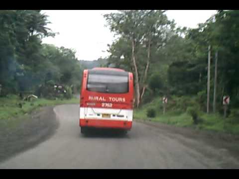 Driving between Bukidnon and Cagayan de Oro