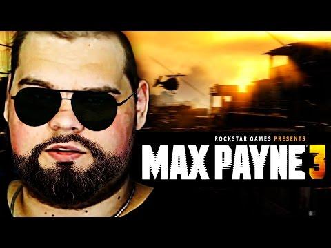ИГРАЕМ В MAX PAYNE 3