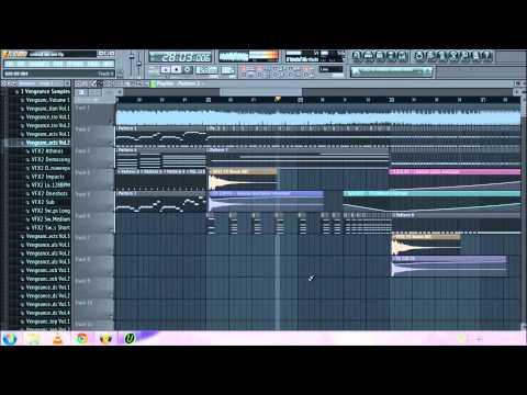 Hardwell feat. Amba Shepherd - United We Are (Album Version) (FL Studio Remake)