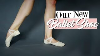 Today Kathryn Morgan is introducing you to our new ballet shoe! It ...