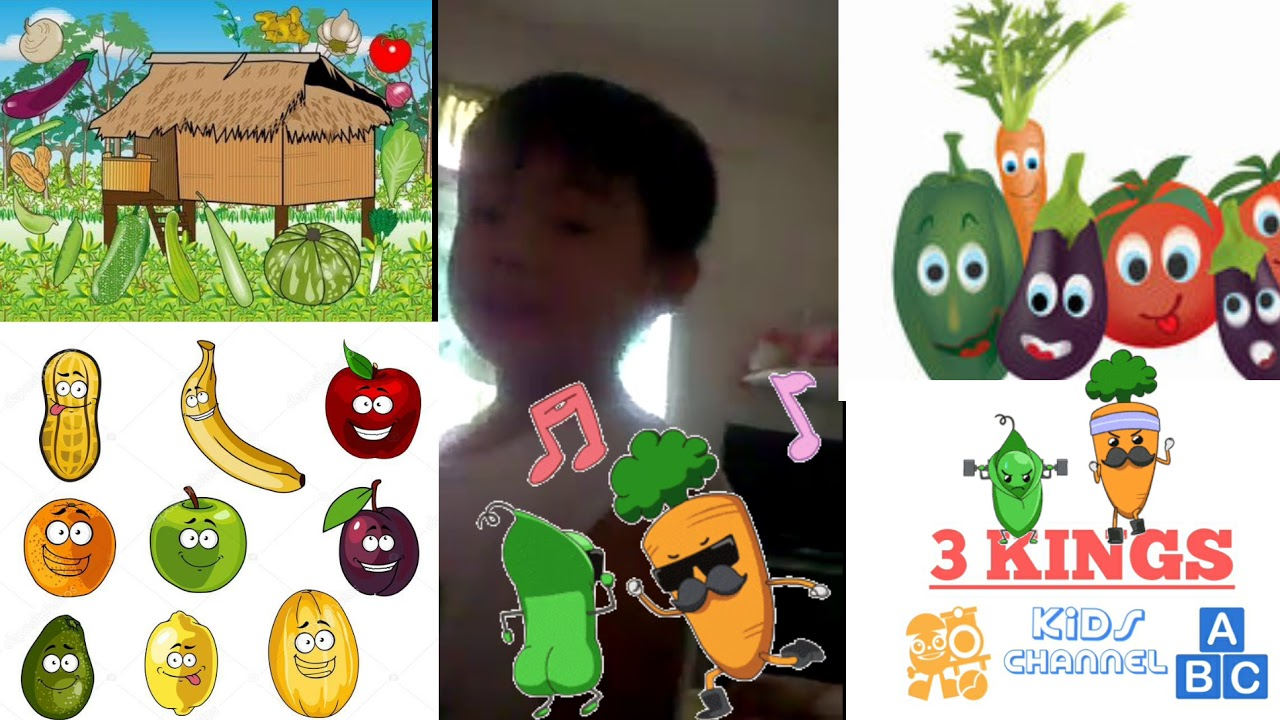 Cute kid Singing: Evan sings Filipino Nursery Rhyme Bahay ...