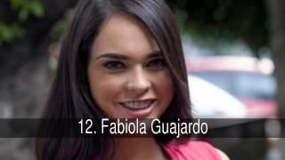 Villanas favoritas en las Telenovelas de México & USA