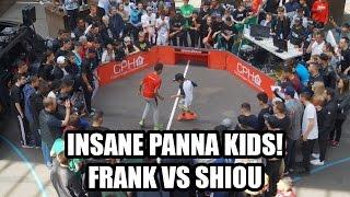 Frank Jobarteh vs Shiou Morikawa (PANNA) | Pannahouse Invitationals 2016
