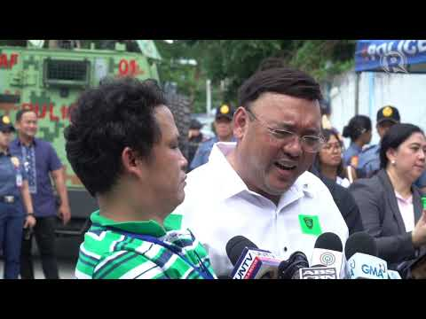 Lawyer for the victims' families Harry Roque explains why Zaldy Ampatuan was found guilty