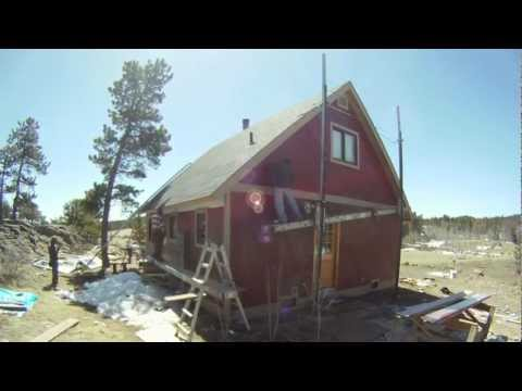 Mountain View Corp Time Lapse siding.mp4