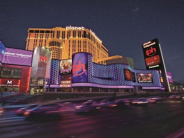 Planet Hollywood Las Vegas 4K