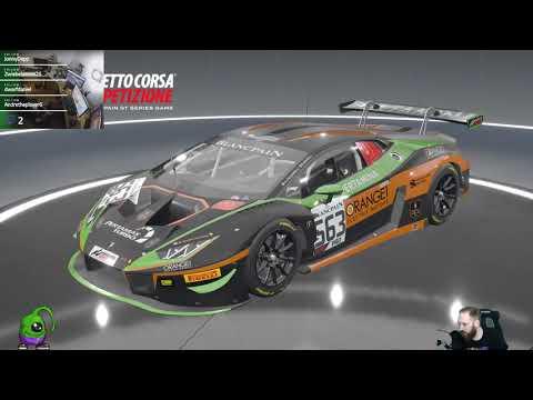 Assetto Corsa Competizione - Racing Games - paar gemütliche Runden |