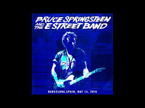 Bruce Springsteen and the E Street Band OFFICIAL RELEASE Camp Nou, Barcelona May 14th  2016 Audio on