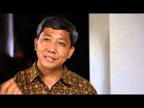 "Media Parahyangan Interview : A. Setyo Wibowo (STF Driyarkara) ""Etika Politik Albert Camus"""