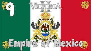 Victoria 2 HFM mod - Empire of Mexico 9