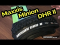 Maxxis Minion DHR 29 x 2 30 EXO Tubeless Ready Tire