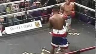 Edwin Valero vs Vicente (Loco) Mosquera (1/5)