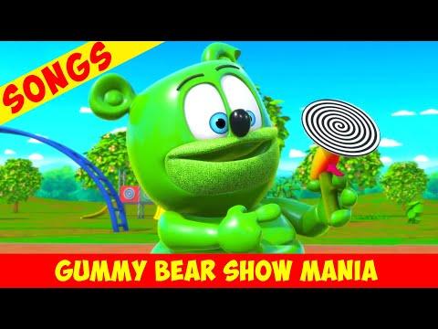 Hypno Hypno (Extended Song) Hypnotize Song - Gummy Bear Show MANIA