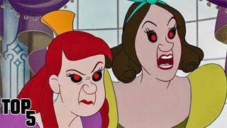 Top 5 Real Stories Behind Disney Movies - SHOCKING