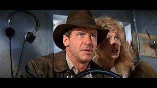 Indy Rides Indiana Jones Adventure Ride