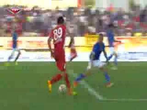 PTT 1. Lig - 2. Hafta: Kahramanmaraşspor  - Ankaraspor (Özet) - TRT Spor