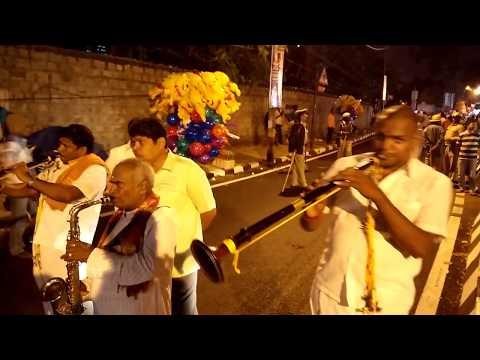 Pambai performance with Nadhaswaram & Thavil