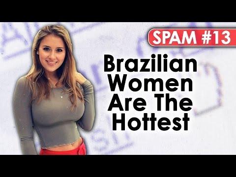 Brazilian Women Are The Hottest Women On Earth!