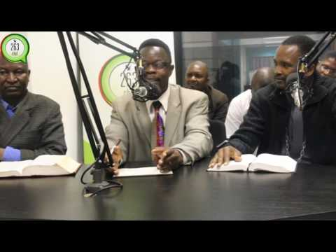 Pastors and Politics in Zimbabwe a heated discussion #263Chat