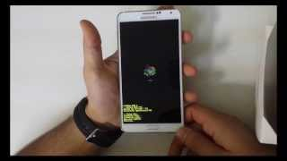 samsung galaxy note 3 SM-N900 hard reset