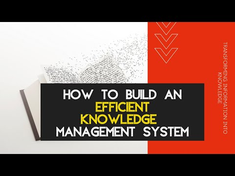 How To Build An Efficient Personal Knowledge Management System | How To Learn | How To Read A Book
