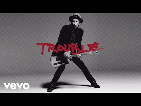 Keith Richards - Trouble (Audio)