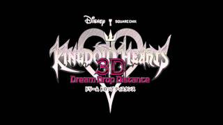 KH3: Dream Drop Distance Mock Soundtrack - Shrouding Dark Cloud Arrangement