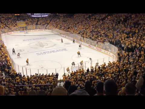 I Was There - Nashville Predators Vs. Ducks Game 6