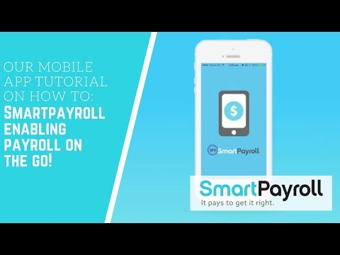 SmartPayroll Mobile (The Employers App) | Enabling Payroll For Businesses On The Go