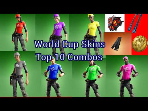 Top 10 Combos With Banner Skins In Fortnite