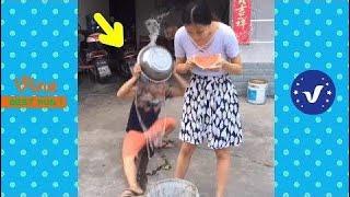 Смешные Видео 2017 ● Люди, Делающие Глупые Вещи P59