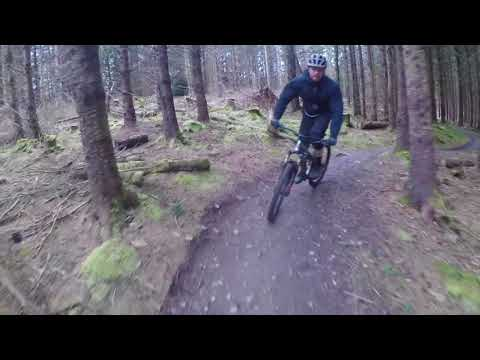 Glentress - Black Route / Red Route / Blue Route / Berm Baby Berm