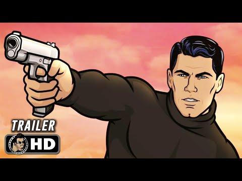 Повернення з коми в першому трейлері 11 сезону серіалу «Арчер»