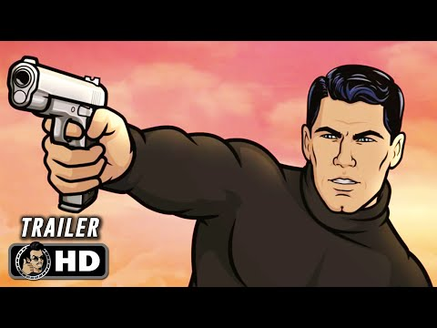 ARCHER Season 11 Official Trailer (HD) H. Jon Benjamin