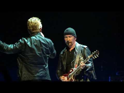 U2 - Live @ Amsterdam Alt Multicam`12/09/2015